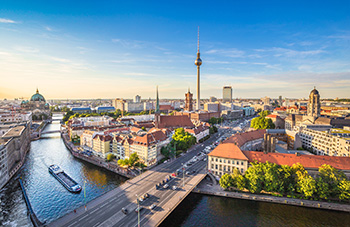 Berlin panorama (Credit: Fotolia / JFL Photography)